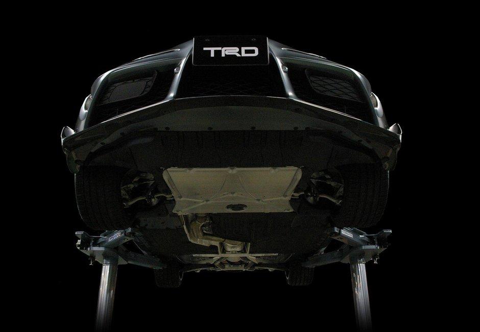 Toyota Supra TRD Performance Line