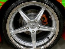 Toyota Supra tunata ca-n Fast and Furious