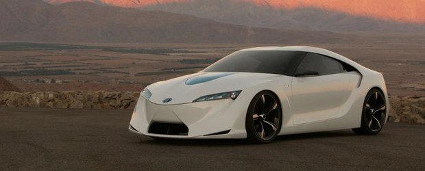 Toyota Supra va avea un urmas