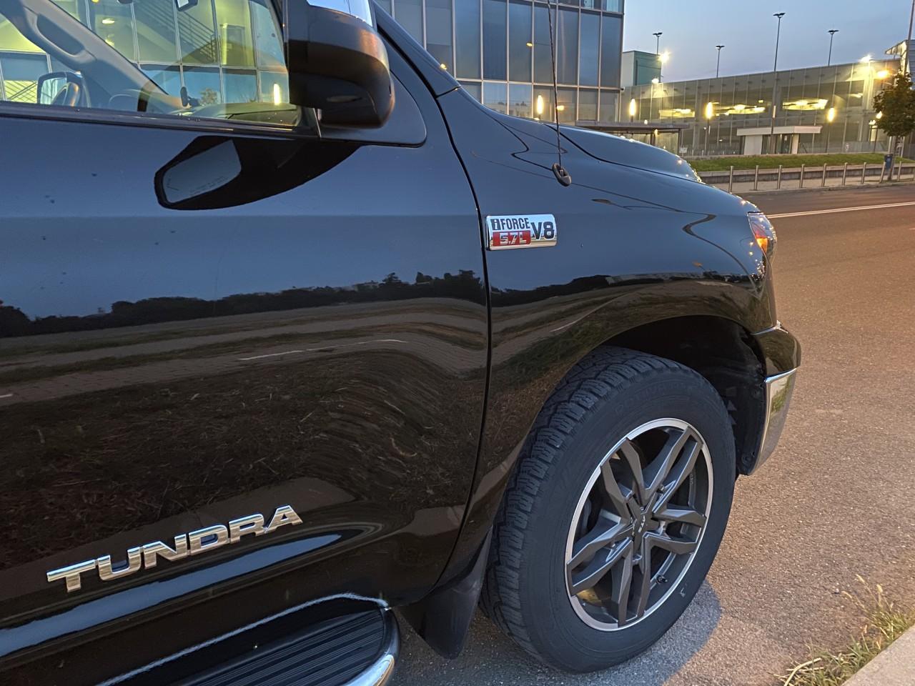 Toyota Tundra 5,7l V8 2013