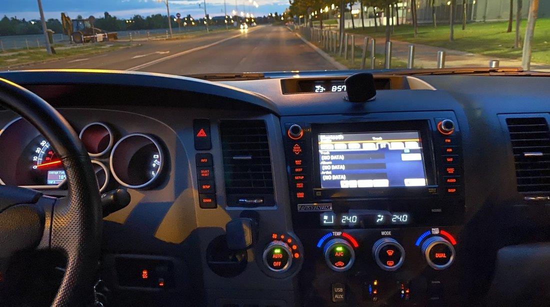 Toyota Tundra 5,7l V8 (GPL) 2013