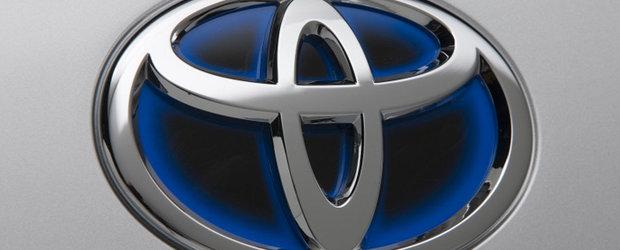Toyota vrea sa comercializeze pe piata europeana masini pe hidrogen