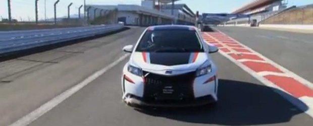 Toyota Yaris de 180cp by Gazoo Racing