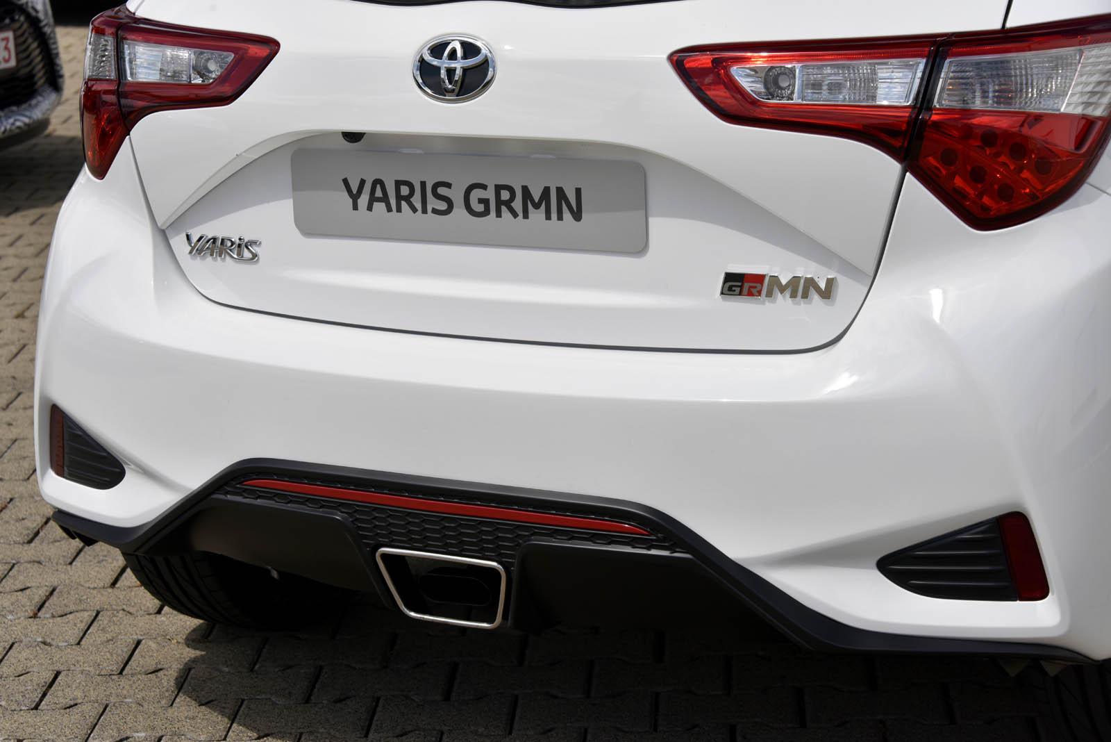 Toyota Yaris GRMN - Toyota Yaris GRMN