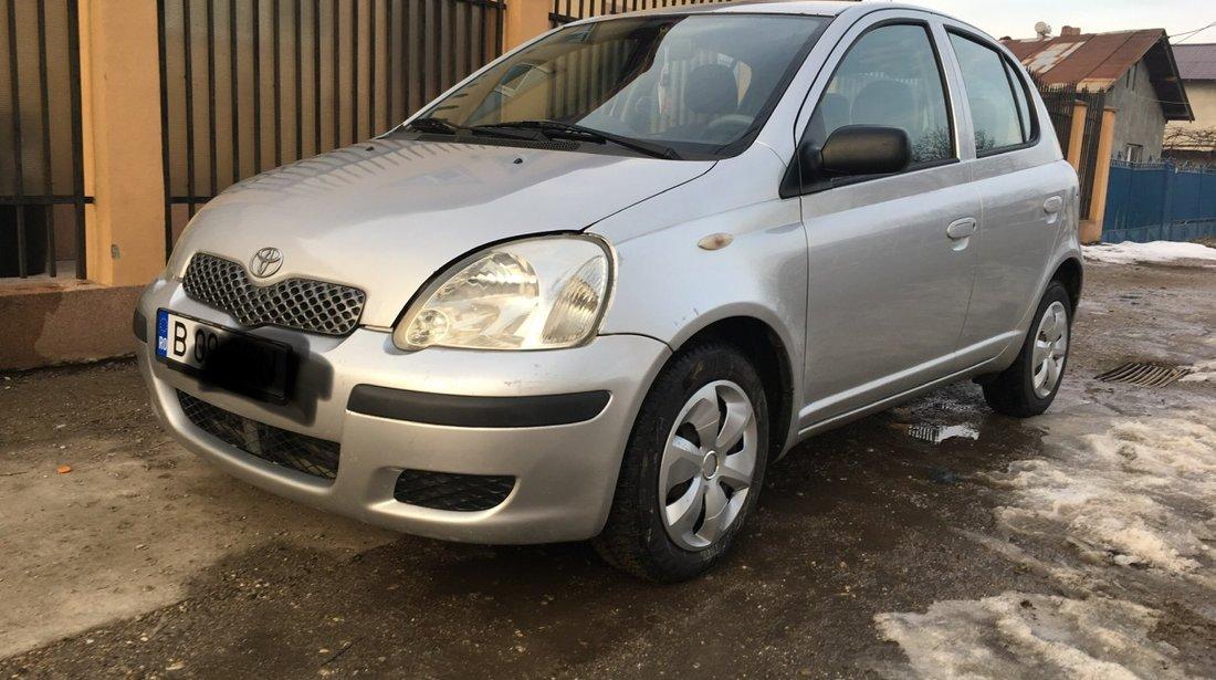 Toyota Yaris VVTI 2005