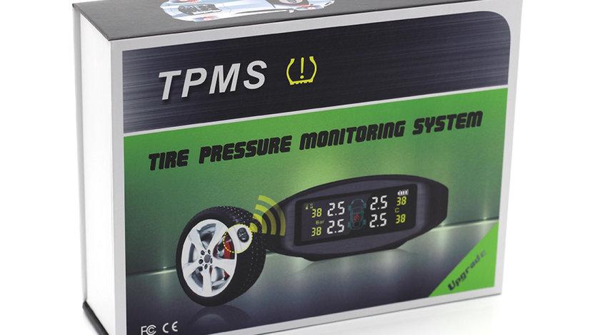 TPM002 Sistem de monitorizare a presiunii si temperaturii  anvelopelor cu valve interne