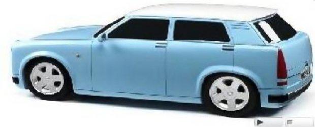 Trabant reloaded! Un nou model electric va fi dezvaluit la Frankfurt