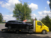 Tractari auto Bucuresti Autostrada A2 Constanta