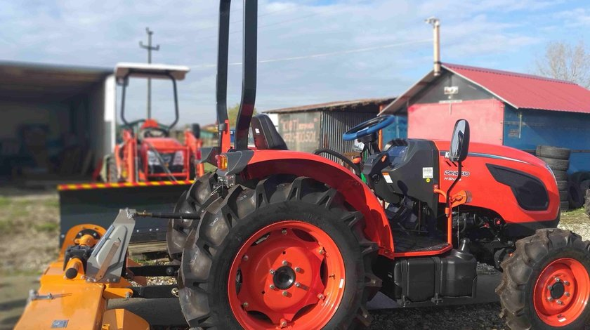 Tractor nou, 4x4 de 45CP si 50CP Kioti DK4510/DK5010HS