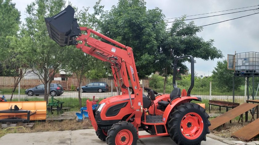 Tractor nou,4x4 de 50CP ,Model Kioti DK5010HS Cadru, cabina