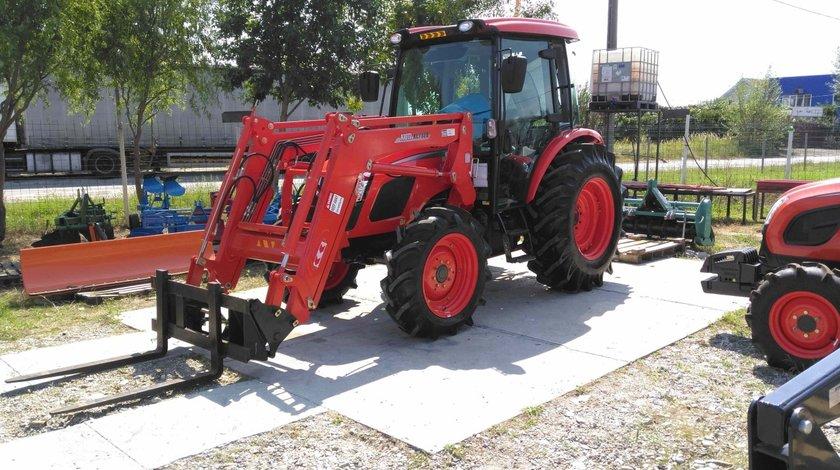 Tractor nou, 4x4 de 73CP, Kioti RX7330PC Cabina Air Con
