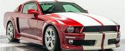 Mustang-ul care a inghitit un Lamborghini Gallardo. POZE REALE