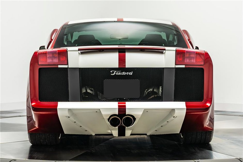 Tractorri Custom Coupe