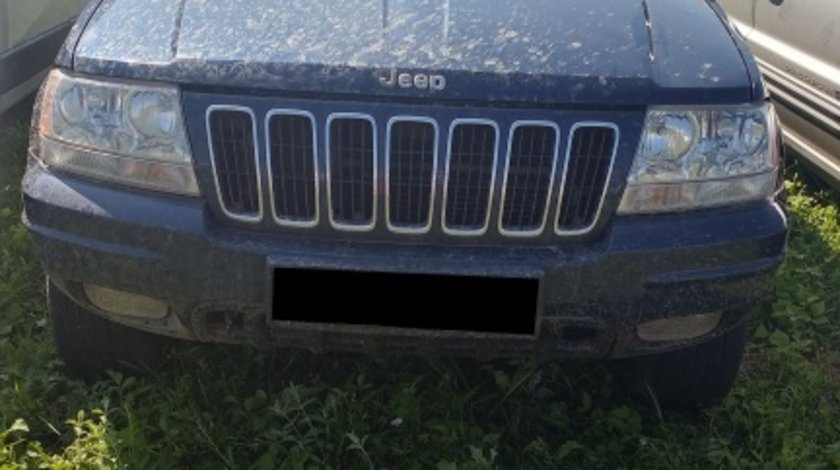 Trager Jeep Grand Cherokee 2004 SUV 2.7 CRD