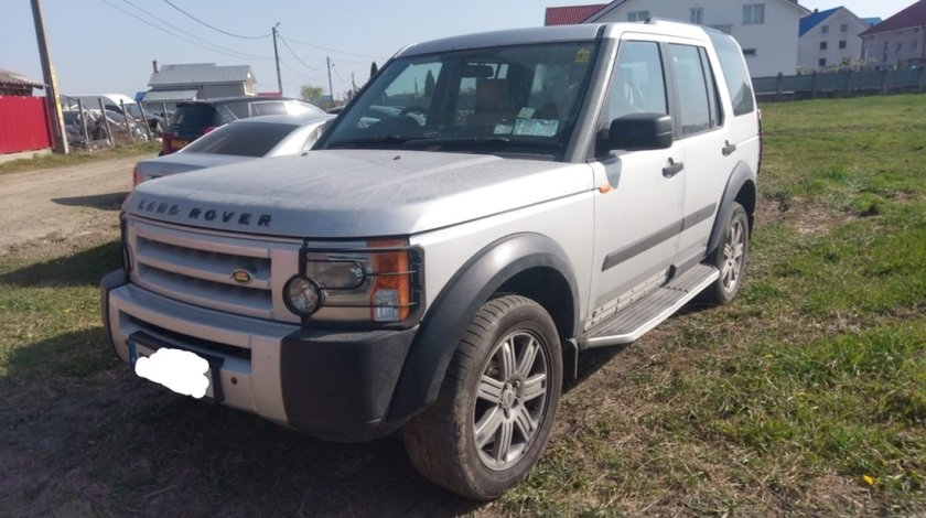 Trager Land Rover Discovery 3 2006 SUV 2.7 tdv6 d76dt 190cp