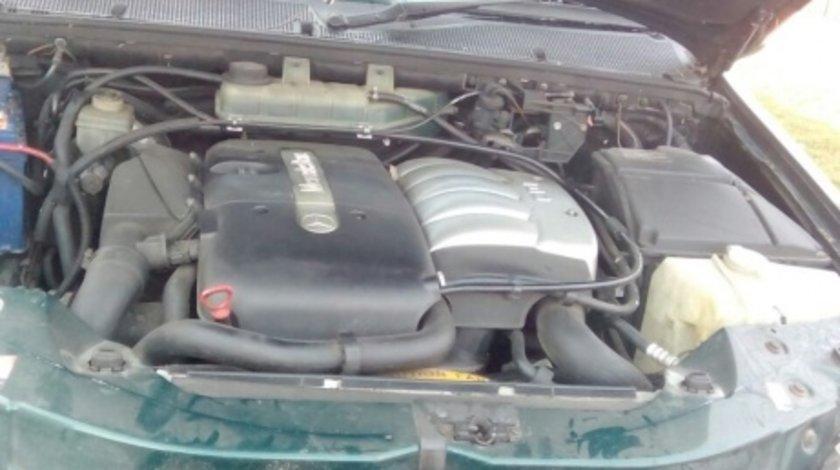 Trager Mercedes ML 270 CDI