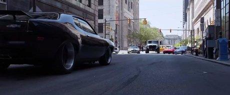 Trailer NOU pentru filmul The Fate of the Furious. A fost publicat in urma cu numai cateva clipe