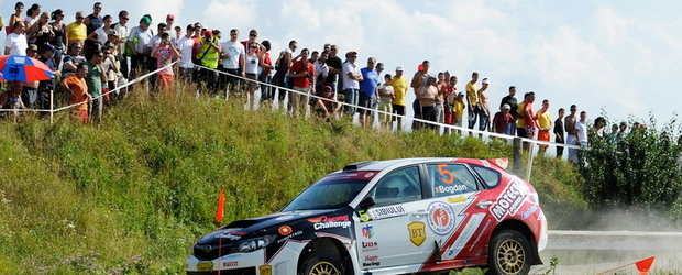 Transilvania MotorSport castiga 12 puncte in Raliul Sibiului!
