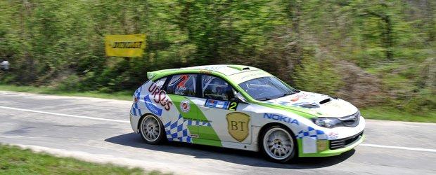 Transilvania Rally, ultimul astfal din CNR Dunlop 2012