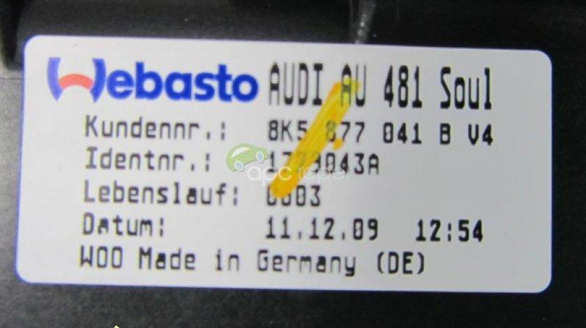 Trapa electrica originala Audi A4 8K cod 8K5877041B