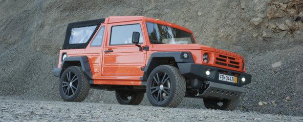 Travec Tecdrah TTi, SUV nemtesc cu elemente imprumutate de la Duster