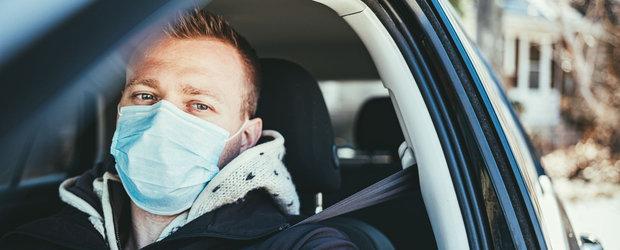 Trebuie sa purtam masca si atunci cand circulam cu masina personala?