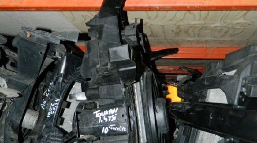 Tregar radiator Vw Touran II 1.4Tsi Facelift model 2010-2015