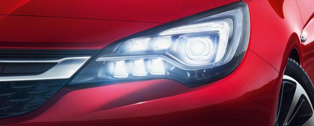 Trei dotari premium pe care le ofera noul Opel Astra. PLUS cat costa fiecare in parte