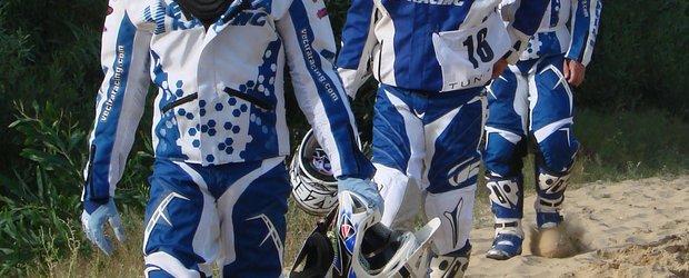 Trei piloti Vectra Racing in Raliul Sardiniei