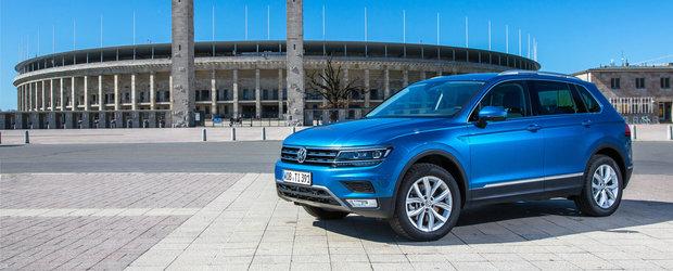 Trei SUV-uri europene se bat pentru titlul de cea mai buna masina din lume