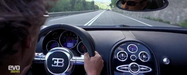 Trei zile si peste 1.600 de kilometri la bordul modelului Bugatti Vitesse