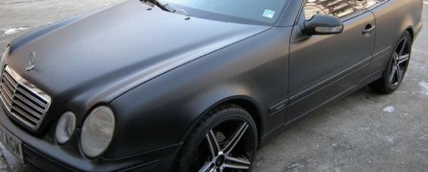 Trend auto - Vara asta se poarta negru mat!