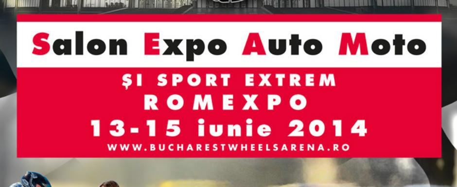 Trial Off-Road in capitala la Bucharest Wheels Arena 2014