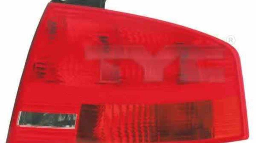 Tripla Lampa spate AUDI A4 8EC B7 TYC 11-11186-01-2