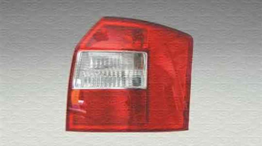 Tripla Lampa spate AUDI A4 Avant 8E5 B6 MAGNETI MARELLI 714028370803