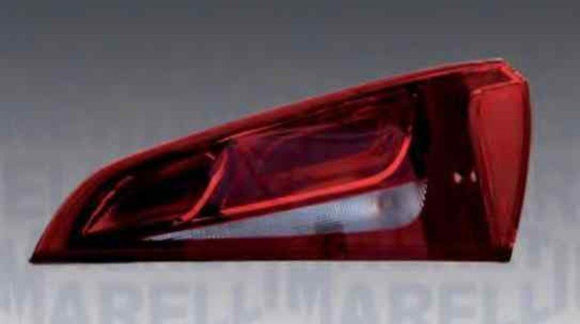 Tripla Lampa spate AUDI Q5 (8R) MAGNETI MARELLI 714021800701