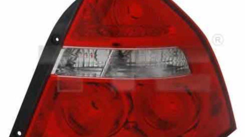 Tripla Lampa spate CHEVROLET AVEO limuzina T250 T255 TYC 11-11743-01-2