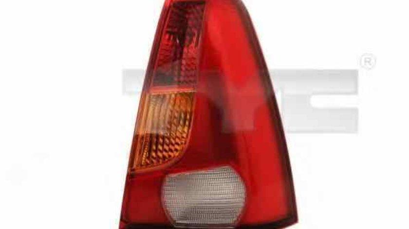 Tripla Lampa spate DACIA LOGAN LS TYC 11-0757-01-2