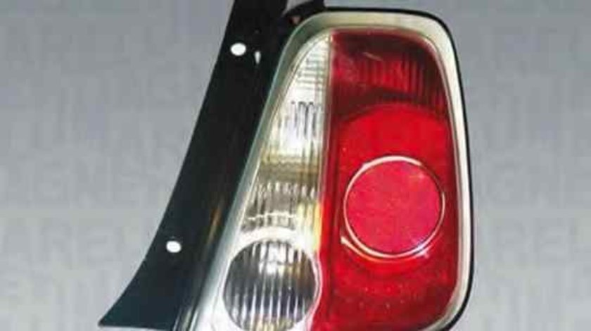 Tripla Lampa spate FIAT 500 312 MAGNETI MARELLI 714027040781