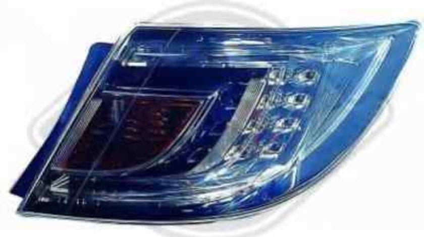 Tripla Lampa spate MAZDA 6 hatchback GH DIEDERICHS 5626095