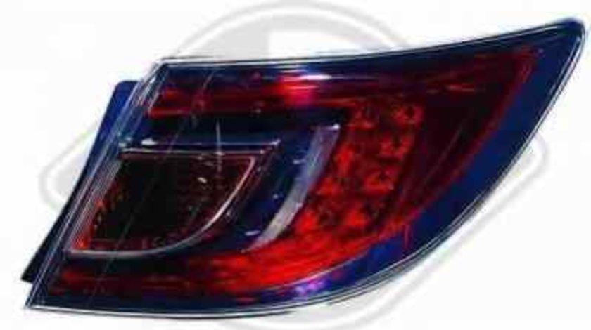 Tripla Lampa spate MAZDA 6 hatchback GH DIEDERICHS 5626091