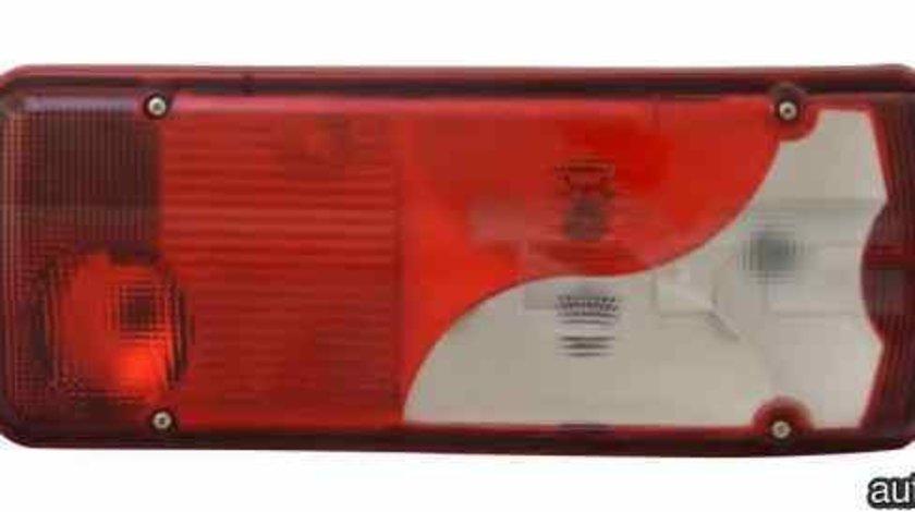Tripla Lampa spate MERCEDES-BENZ SPRINTER 46-t platou / sasiu 906 TYC 11-11697-05-2