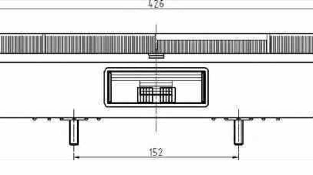 Tripla Lampa spate MERCEDES-BENZ VARIO bus HERTH+BUSS ELPARTS 83830021