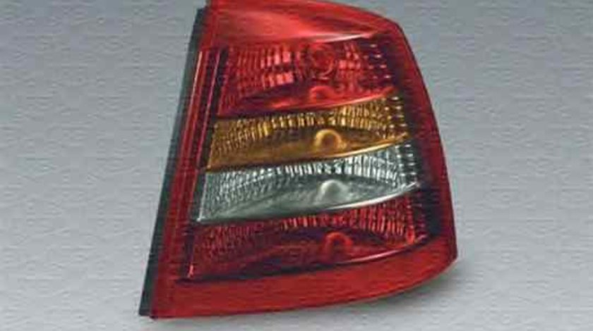 Tripla Lampa spate OPEL ASTRA G limuzina F69 MAGNETI MARELLI 714028771801