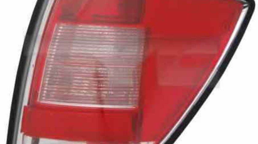Tripla Lampa spate OPEL ASTRA H combi L35 TYC 11-0509-11-2