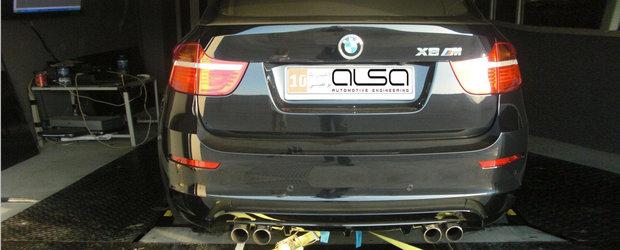 Triple M: BMW X6 M by Alsa Engineering - Mai mult, mai bine