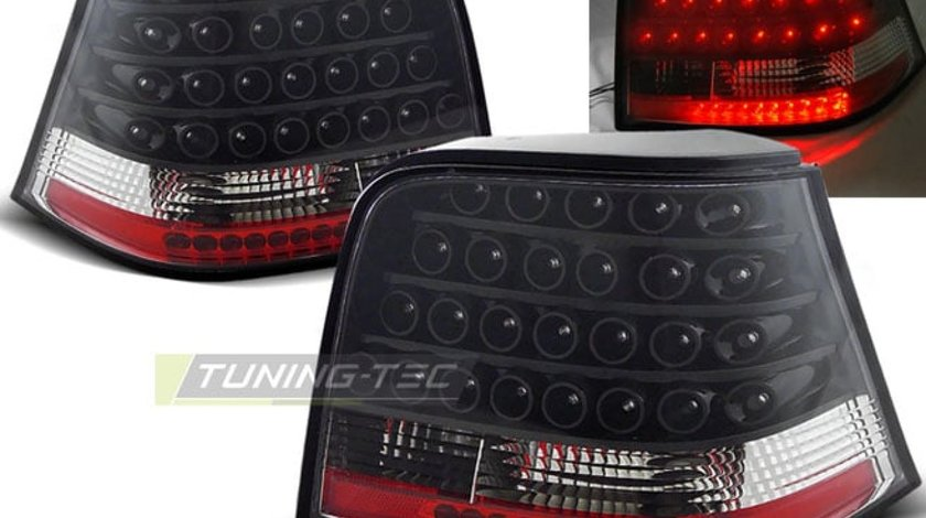 Triple VW GOLF 4 09.97-09.03 BLACK LED