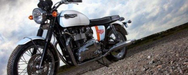 Triumph si TAG Heuer lanseaza Bonneville Heuer