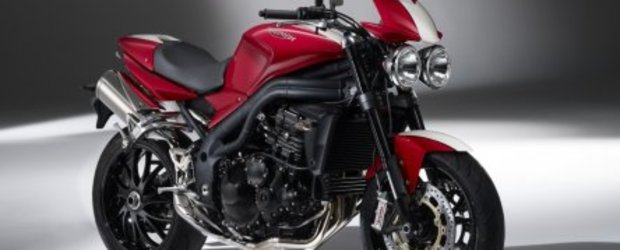 Triumph Special Edition: Speed Triple