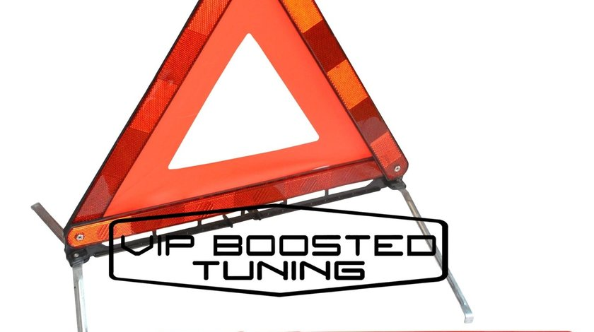 Triunghi auto reflectorizant NOU